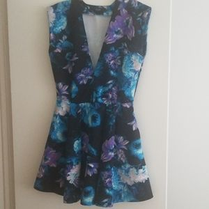 Floral Print Guess Dress